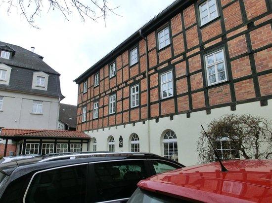 zimmer bild von romantik hotel am br hl quedlinburg tripadvisor. Black Bedroom Furniture Sets. Home Design Ideas