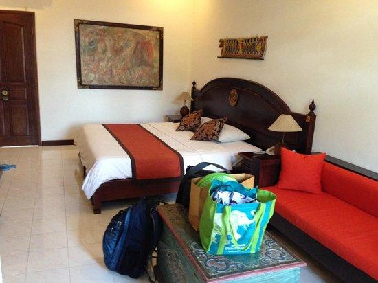 Tamukami Hotel: Room