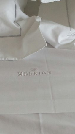 The Merrion Hotel: Lovely