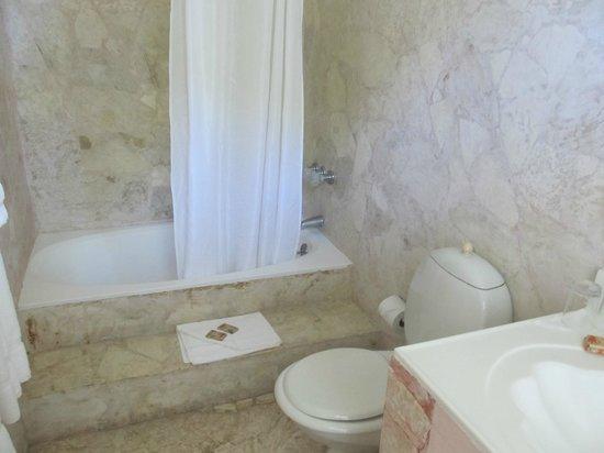 Jamaica Palace Hotel : bathroom