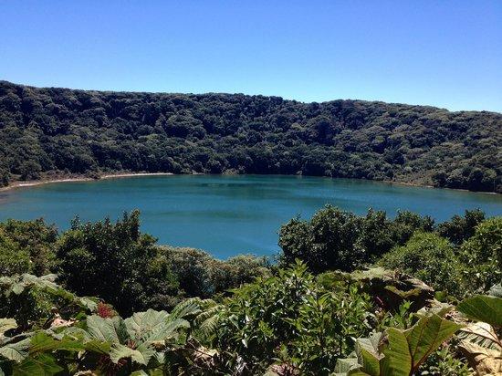 Poas Volcano : The Lagoon