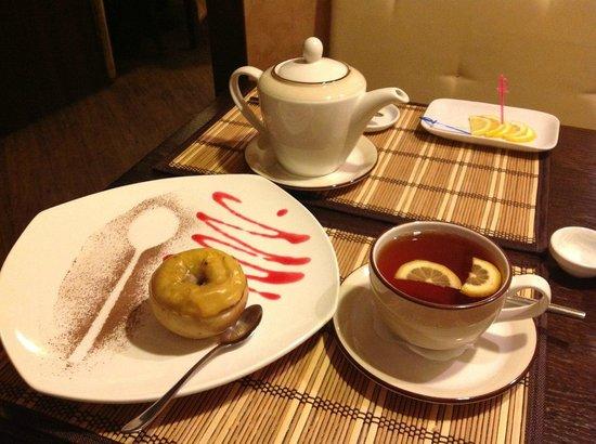Cronwell Inn Stremyannaya: Мой десерт на ужин