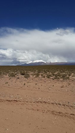 Volcán Socompa: Nevado de akay