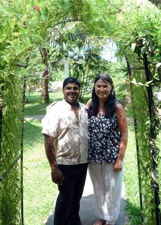 Shangri-Lanka Villa: Saying Bye to Reymond
