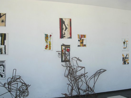 Jamaica Palace Hotel: Art