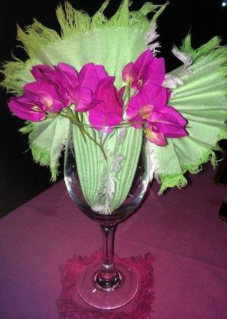 Shangri-Lanka Villa : Gorgeous Table Decoration