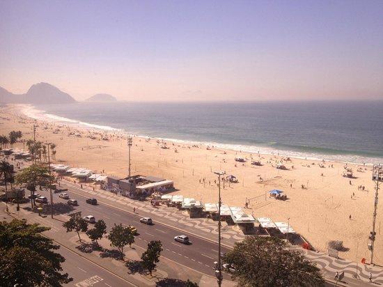 JW Marriott Hotel Rio de Janeiro: Vista da piscina