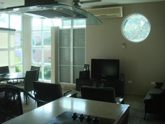 Villa Tropical Oceanfront Apartments on Shacks Beach : OB3