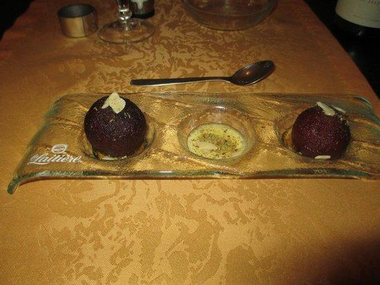 Kaboul : Pudding!