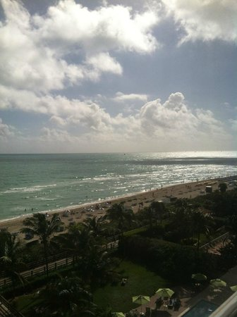 Holiday Inn Miami Beach: View from my room