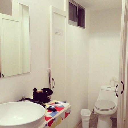 Hotel Boutique Indalo: indalo bathroom
