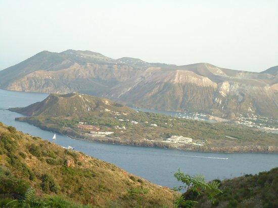 B&B Al Salvatore di Lipari : vulcano