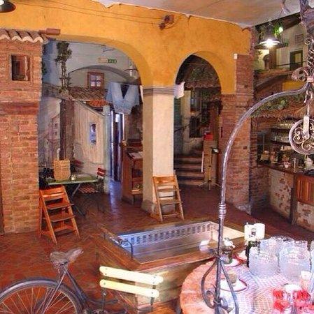 Piazza Ristorante Pizzeria: Pizzeria Piazza
