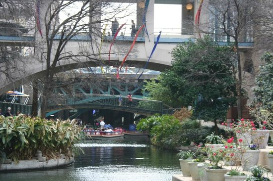 A day on the river walk
