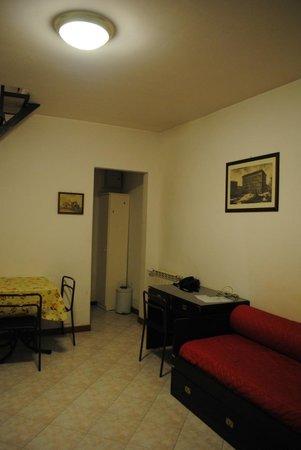 Residence Santa Rosa: salone