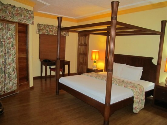 Bay View Eco Resort & Spa: Jr suite