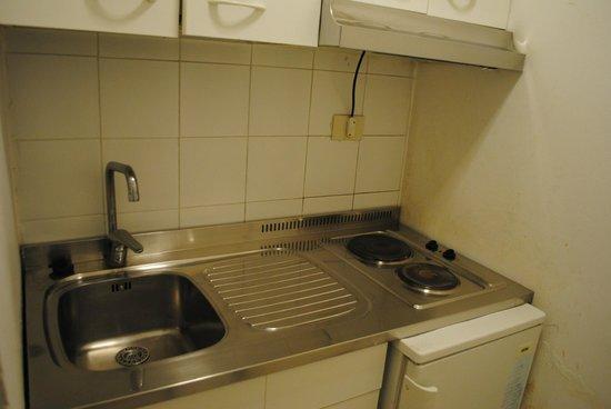 Residence Santa Rosa: cucinotto1