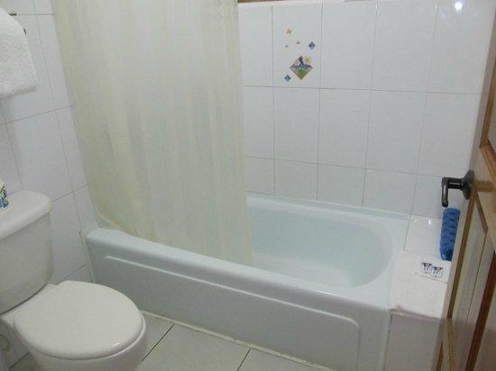 Bay View Eco Resort & Spa: bathroom