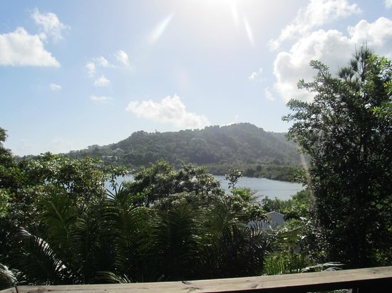 Bay View Eco Resort & Spa: view from deck