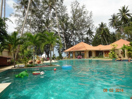 The Siam Residence Boutique Resort: Pool