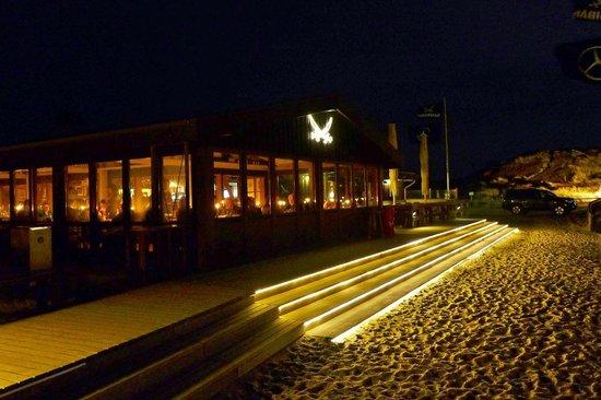 Sansibar : Nachtaufnahme