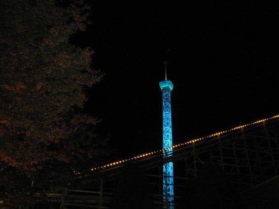 Lake Compounce: Ride Tower
