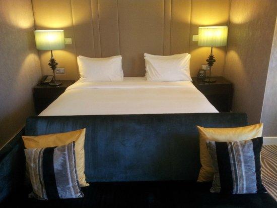 Hilton Berlin: Ausgezeichnetes Bett