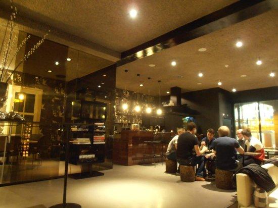 Hotel V Frederiksplein: Bar
