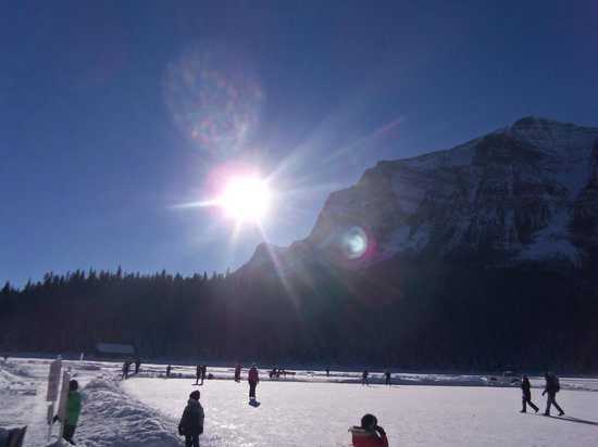 Lac Louise (Lake Louise) : Fairmont Chateau Lake Louise