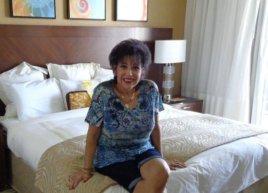 Sanibel Harbour Marriott Resort & Spa: A Beautiful Room..