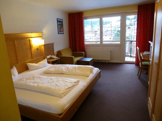 Harmony-Hotel Harfenwirt: Our room