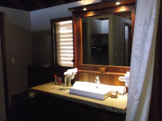 Aqua Wellness Resort: Espival bathroom