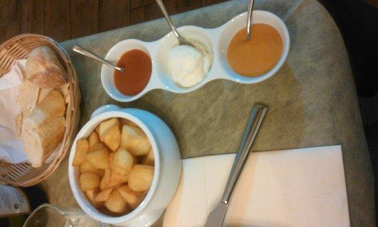 Sidra libre : patate