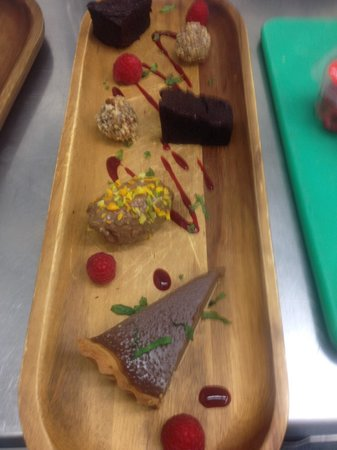 Salt Bistro : Sweets to share!!!