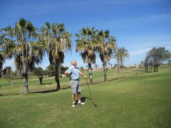 Hotel Elba Palace Golf: Ha a Straight Drive!!!!!
