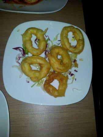 KOWLOON: Calamari fritti