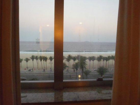 Hotel Astoria Palace: Vista do quarto