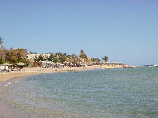 Fort Arabesque Resort, Spa & Villas : beach