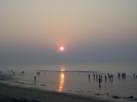 Hotel Blue View : Sun rise