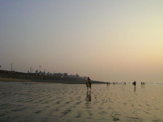 Hotel Blue View : Beach