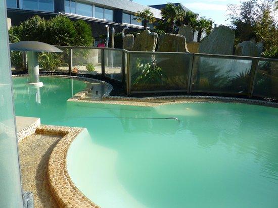 le spa marin pendant la pause m ridienne photo de carnac thalasso spa resort h tel carnac. Black Bedroom Furniture Sets. Home Design Ideas