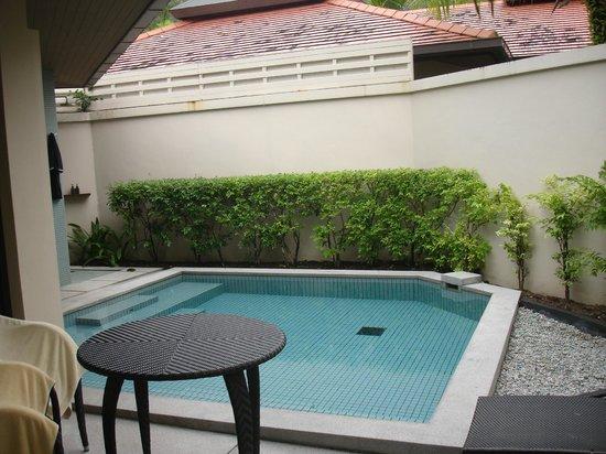 Cachet Resort Dewa Phuket - Nai Yang Beach : Pool Villa Pool