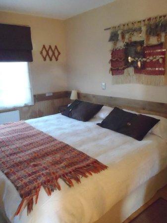 Casa Kalfu: chambre