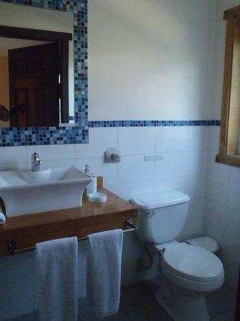 Casa Kalfu: salle de douche
