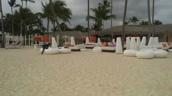 Paradisus Punta Cana: Beautiful Beach