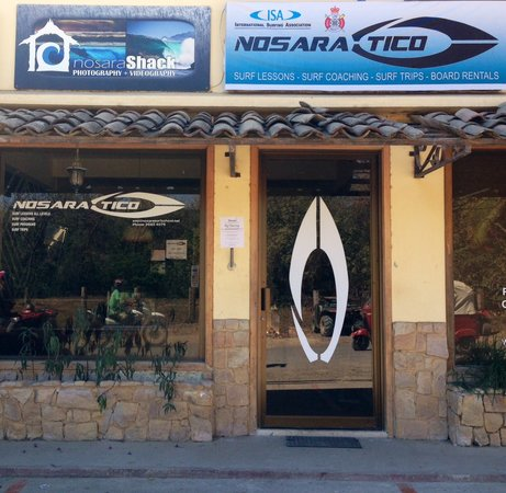 Nosara Tico Surf School : This is the place to be!