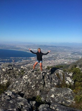 Montagne de la Table : 2014-11 Table Mountain