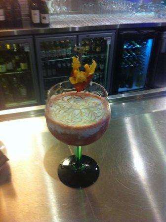 Novotel York Centre: Amazing cocktail !!!