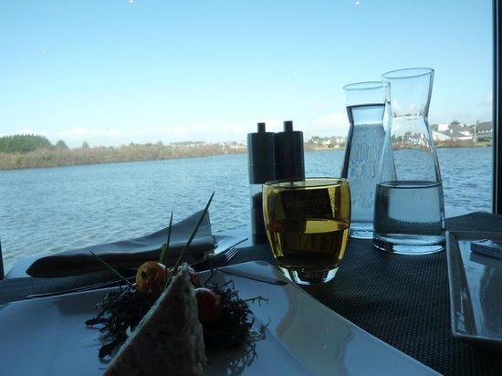 Carnac Thalasso & Spa Resort Hôtel : une table proche des salines