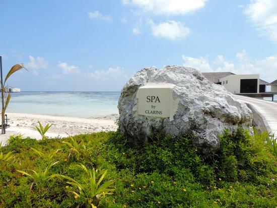 The Residence Maldives : Le SPA